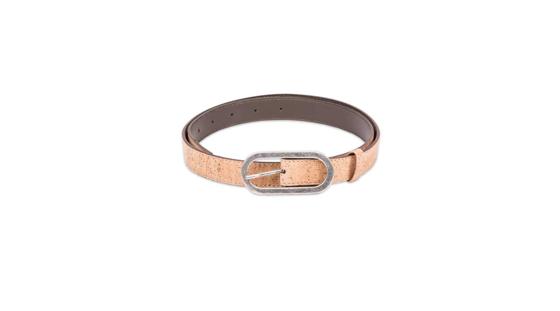 7a087c5f877b5 Woman's belt (25 mm) 120 cm (beige) Click to enlarge